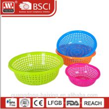 w/различные размеры пластиковых дуршлаг