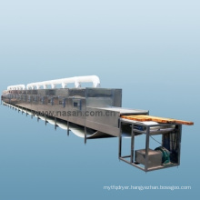 Nasan Microwave Timber Drying Equipment