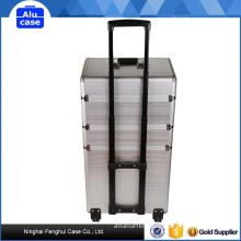 All-season performance factory supply makeup salon trolley case