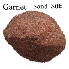 Venta al por mayor AAA Garnet 80 malla de chorro de agua de corte granate