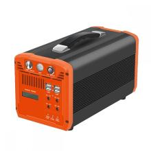 500W 110V/220V Solar Portable Energy Storage