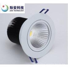 15W COB LED de luz de techo