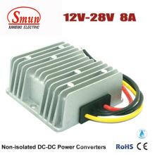 12V bis 28V 8A 224W Boost Netzteil für Fahrzeuge