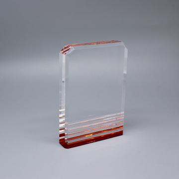 Custom Acrylic Perpetual Plaques Engraving