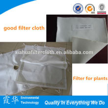 Hot sale woven polyester woven filter cloth specification