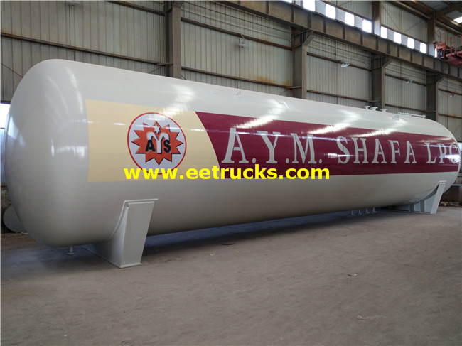 LPG Steel Gas Tanks