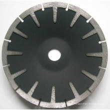 Concave Saw Blade