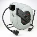 A18 portable 25M garage usage industriel électrique rétractable cordon d'alimentation bobine bobine d'extension