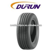 Pneus de carro 185 / 60R14 185 / 65R14 195 / 60R14 PCR pneus de pneus para carro