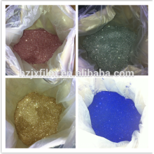 Color Hexagon Glitter Powder