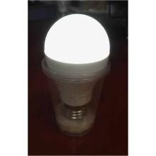 Ampoule rechargeable de secours de 5W 7W LED avec la batterie de secours
