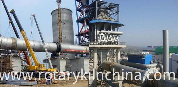 Active Rotary Lime Kiln