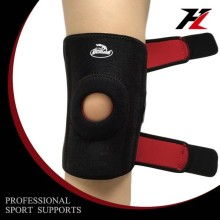 Hot design warp around compression great stabilization knee pads knee brace