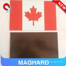 flag car magnet