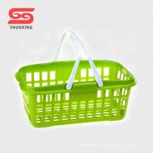 shunxing práctico hogar pequeña cesta de la compra con precio bajo