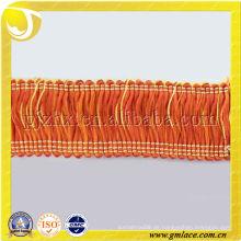 Bullion Curtain Tassel Fringe, Blenden für Vorhänge, Stuhl Abdeckung, Fotorahmen, Tischdecke und Valance Zubehör