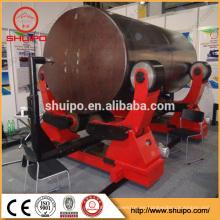 Rotador de soldadura / rodillo del tanque / máquina giratoria