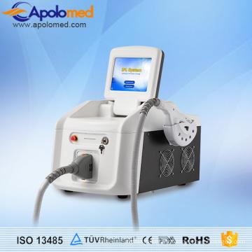 IPL Opt Shr System Salon Machine Cuidado de la piel Facial Beauty Equipment