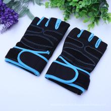 Moitié doigt Faisant la formation sportive durable d'OEM Gants de levage de poids en néoprène largement utilisés