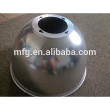 OEM de alta precisión de dibujo profundo y estampación de piezas de recubrimiento de aluminio