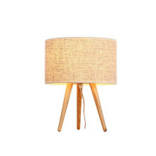 Standard Wooden Table Lamps