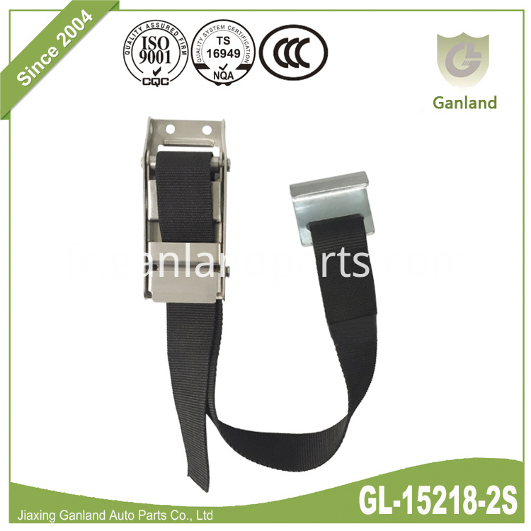 Integrated Stop Buckle GL-15218-2S