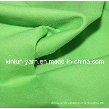 Tissu 100% coton de Spandex à faible coût pour doublure / vêtements