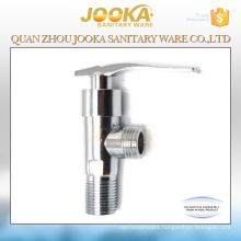Lever handle good price angle valve for faucet accessory