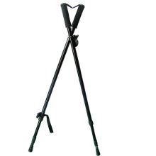 Ligero telescopio de dos piernas disparando Hunting Stick Bipod Shooting Stick