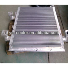 Oil-Air Cooler For Reciprocating Compressor