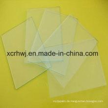 Cr 39 Anti Spritzer Deckel zum Schweißen, Beschermglas Cr39, Spatglas Voorkant Cr-39 Linse, Cr39 Linse, Cr 39 Schweißdeckel Linse, Cr39 Schweißlinse