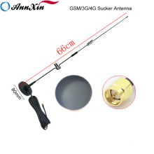 GSM 2.4G 3G 4G 698-2700Mhz High Powerful Spring Base Car Antenna Coaxial Connector
