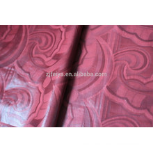 Nigerian Fashion Bazin Riche African Cloth Textiles Damask Shadda Guniea Borcade High Quality Fabric Handmade FEITEX