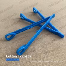 Disposable Plastic Cotton Pliers