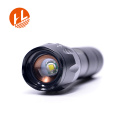 3 Modes Zoom USB Rechargeable T6 LED Flashlight