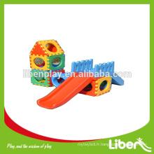 Aire de jeux intérieure et extérieure Plastic Kids Playhouse LE.WS.055