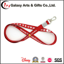 Nylon Material Lanyards with Logo Custom for Promotion