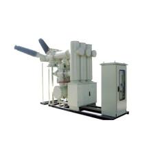Gabinete de distribución de energía Gis 126kv