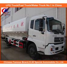 Dongfeng 4 * 2 Hydraulische Auger Bulk Feeds Trucks 20tons zum Verkauf
