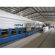 FX structural insulated sandwich panels forming machine