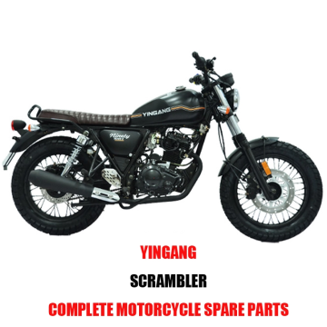 Yingan Scrambler Body Kit Motorteile Originalersatzteile
