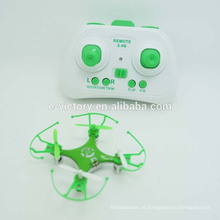 New nano drone rc flip quadcopter with lights 6 axis-gyro micro drone