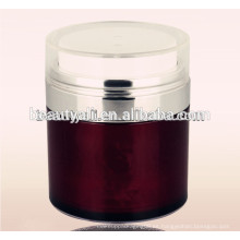 15G 30G 50G Acrylic Airless Pump Jar