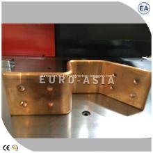 Machine de traitement de barres omnibus en cuivre