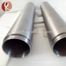 objetivo de tubo de pulverización de niobio