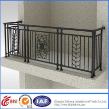 Belle clôture de sécurité en fer forgé de haute qualité
