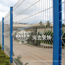 Factory Supply PVC Coated Security Welded Fence