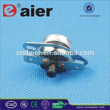 Daier KSD301 Thermostat (250V / 10A) 10 / 15A 2 Pôle Flottant KCD301M-OF1 50 ~ 180 Degrés Manuel Réinitialiser