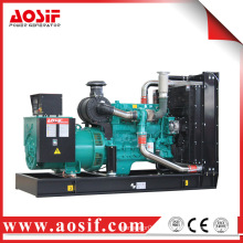 China top land generator price 360kw / 450kva QSZ13-G2 genset