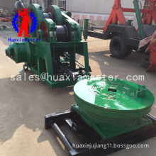 Large diameter disc rig power water 1000 meters can be decomposed for easy transportation of bulk disc drill rig